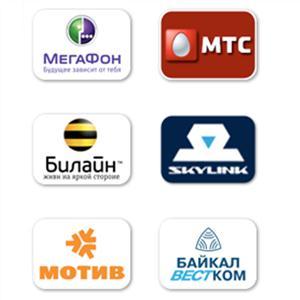 Операторы сотовой связи Черкизово