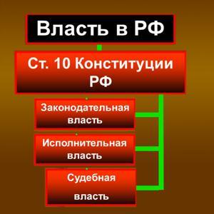 Органы власти Черкизово