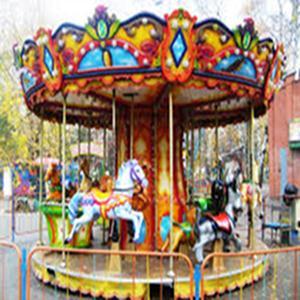 Парки культуры и отдыха Черкизово