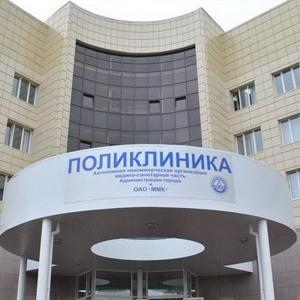 Поликлиники Черкизово