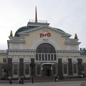 Железнодорожные вокзалы Черкизово