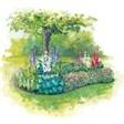 Загородный клуб Солярис - иконка «сад» в Черкизово